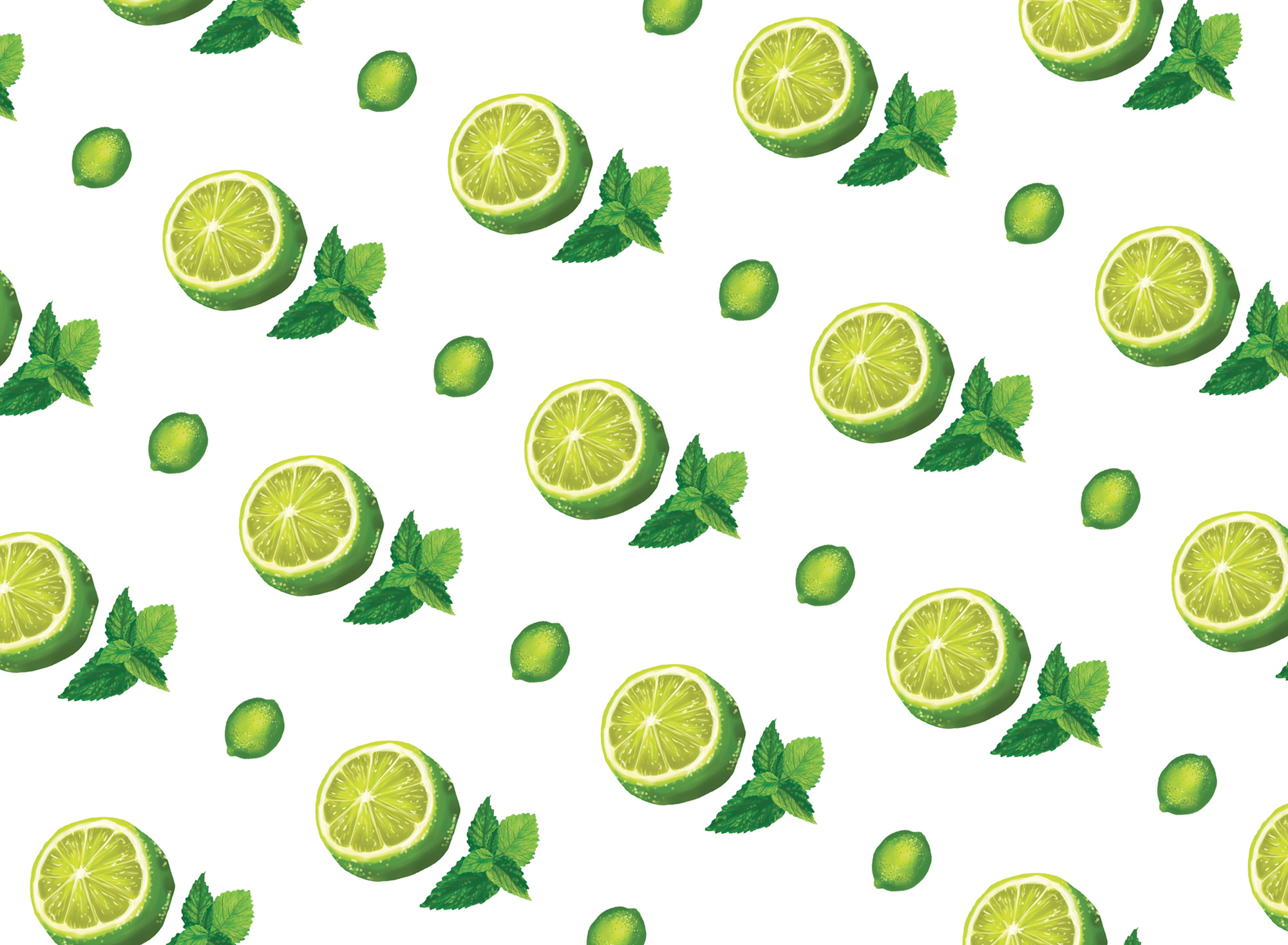 motifs citrons